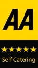 AA 5 Star Self Catering Award